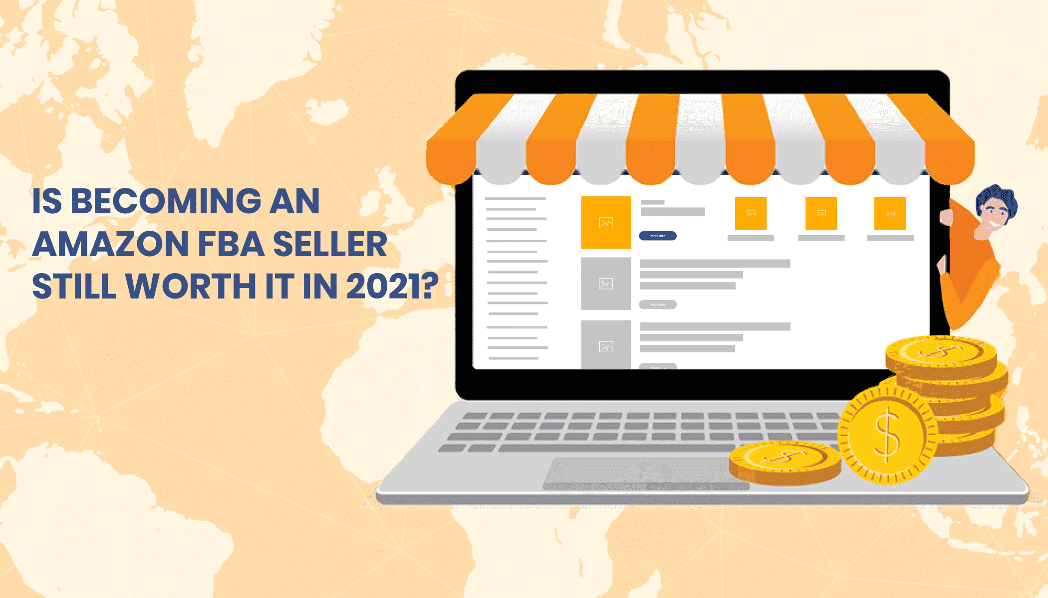 Becoming an Amazon FBA Seller in 2021