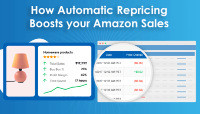 How Automatic Repricing Boosts your Amazon Sales