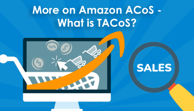 More on Amazon ACoS –  What is TACoS?