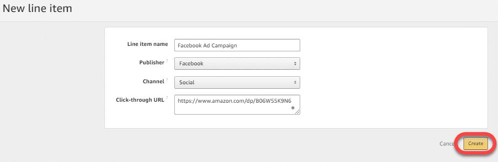 Amazon Attribution Dashboard