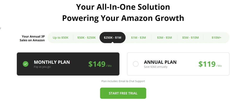 Sellerlab (Ignite) Review Amazon PPC Software