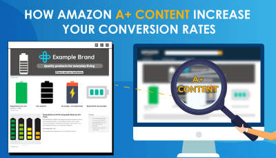 How Amazon A+ Content Increases your Conversion Rates