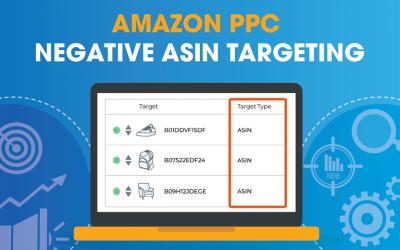 Amazon PPC Negative ASIN Targeting